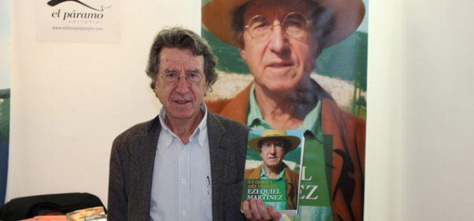 El escritor Ezequiel Martínez presenta su nueva obra en la Biblioteca Pública de Sanlúcar