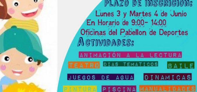 I Campus de Verano 2013 en Sanlúcar la Mayor
