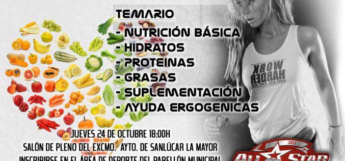 Seminario Básico de Nutrición Deportiva