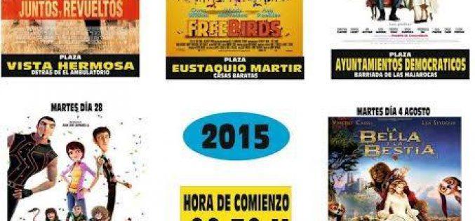 El Cine va por Barrios